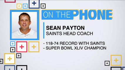 Tiki and Tierney: Sean Payton talks Drew Brees