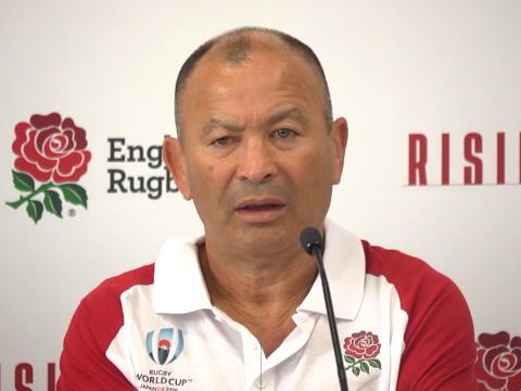 Angleterre - Jones refuse d'évoquer la non-sélection de Ben Te'o