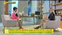 ¡Frida Sofía le da una EXCLUSIVA a Pati Chapoy! | Ventaneando