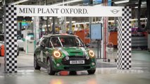 10 Millionth MINI bought to life at Plant Oxford