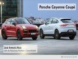 Newspress News - Porsche Cayenne Coupé