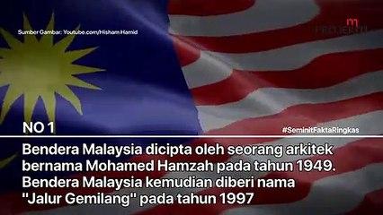 TUJUH FAKTA MENARIK MALAYSIA