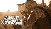 Call of Duty: Modern Warfare - Multiplayer Mode Gameplay Highlights