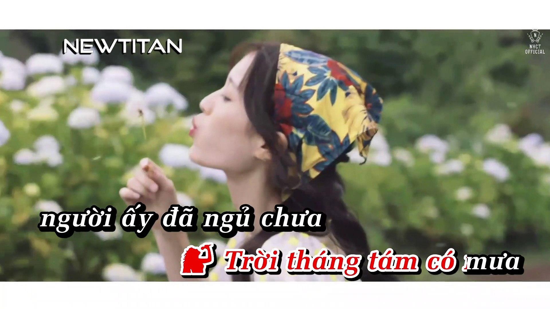 [Karaoke] Đếm Cừu - Han Sara Ft. Kay Trần [Beat]
