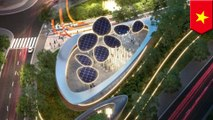 Sustainable park with 'solar trees' planned for Ho Chi Minh City