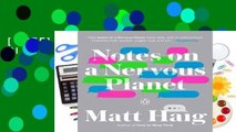 [FREE] Notes on a Nervous Planet