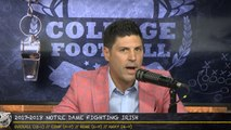 College Football 2019 Notre Dame Fighting Irish Betting Preview | College Football Today