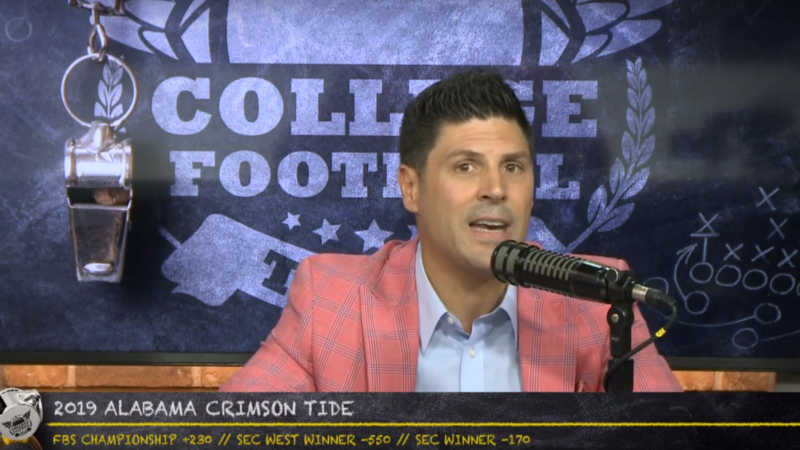 College Football 2019 Alabama Crimson Tide Betting Preview | College Football Today