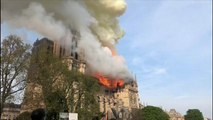 Notre-Dame : les opérations de décontamination du plomb commencent ce mardi