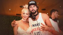 How Brody Jenner Feels About Ex Kaitlynn Carter KISSING Miley Cyrus!
