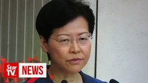 HK leader challenged: 'Have your hands been tied by Beijing?'