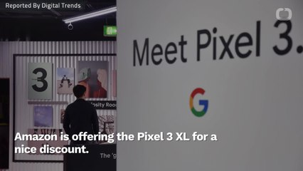 Amazon Offering Google Pixel 3 XL At $300 Discount