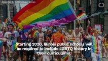 Illinois Governor Signs Bill To Teach History Of Marginalized Groups