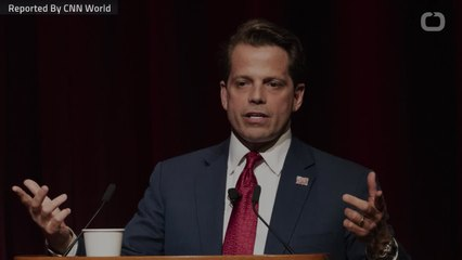 Scaramucci Now Against Trump Reelection