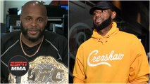 LeBron James is the man and people need to respect him - Daniel Cormier _ Now or Never