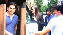 Arbaaz Khan On Lunch Date With Girlfriend Georgia & Son Arhaan