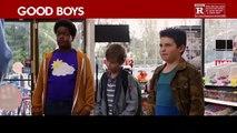 GOOD BOYS _Kissing A Doll _ Trailer (2019) Jacob Tremblay Comedy Movie HD