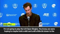 (Subtitled) Murray out of US Open Singles