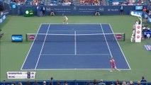 تنس: بطولة سينسيناتي: شارابوفا تهزم ريسكي 6-3 و 7-6