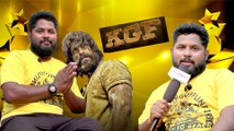 National award winner | stunt choreographer Anbariv | Kannada film KGF