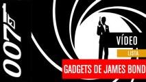 Cinco tecnologías que primero tuvo James Bond