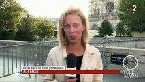Notre-Dame de Paris : le chantier de décontamination commence