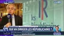 """Roger Karoutchi, sénateur LR: """"La droite doit dire ce qu'elle est et qu'elle ne se définisse pas par rapport aux autres"""""""