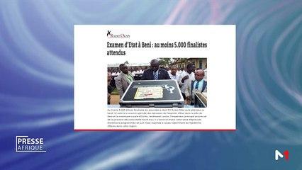 Presse Afrique - 13/08/2019