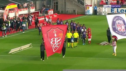 Ligue 1 19/20 Match Highlights: Brest 1:1  Toulouse