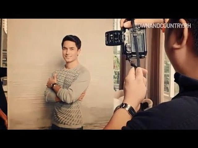Marlon Stockinger | Behind the Scenes | Town & Country Philippines