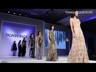 Backstage at Tadashi Shoji's Fashion Show | Town & Country Philippines