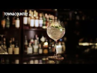 How to Make T&C's Favorite Cocktails | 10-Second Cocktails | Town & Country Philippines