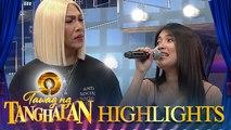 Vice Ganda composes an on-the-spot song with TNT contender | Tawag ng Tanghalan