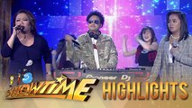 3D gives a feel-good performance for the Madlang People | It's Showtime