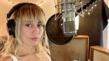 Miley Cyrus: Schreibt sie jetzt einen Trennungssong?!