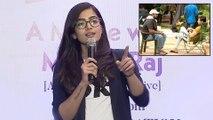 Rashmika Mandanna Comments On Nithiin And Venky Kudumula || Filmibeat Telugu