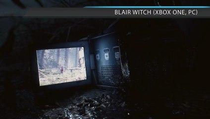 Gameplay comentado Blair Witch
