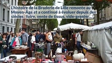 Jamais sans mes clubs : la Braderie de Lille 2019
