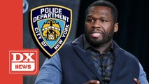 "NYPD Commander Reportedly Won't Be Charged For Shoot 50 Cent ""On Sight"" Comment"