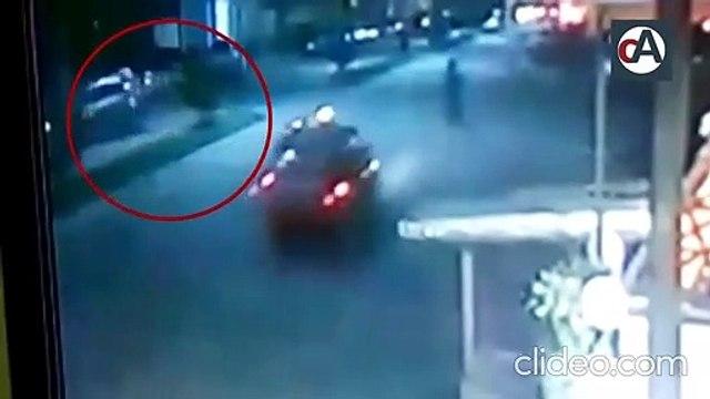 L'accident mortel de Dj Arafat filmé par les cameras de surveillance (vidéo)