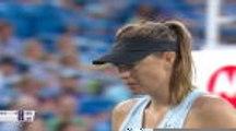 Cincinnati - Sharapova domine Riske et défiera Barty