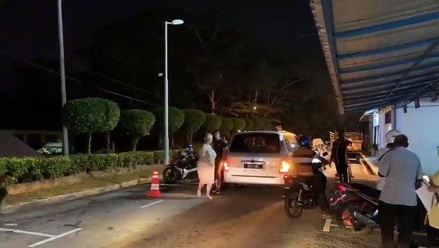 Family of Irish teen Nora Anne arrive at Seremban hospital