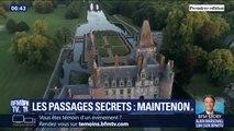Visite du château de Maintenon, demeure de la maîtresse de Louis XIV, situé en Eure-et-Loir