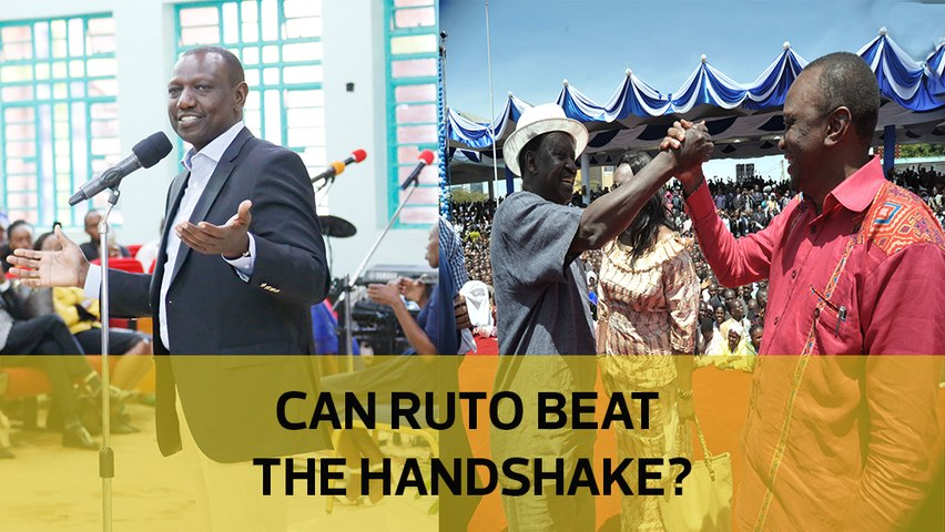 Perspective: Can Ruto beat the handshake?