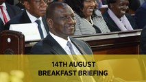 Ruto's referendum plan | Navy ready in maritime dispute | Sonko's threat: Your Breakfast Briefing