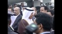 Qatar PM arrives in India on his first bilateral visit