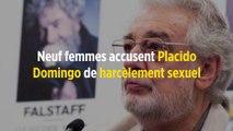 Neuf femmes accusent Placido Domingo de harcèlement sexuel
