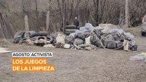 Agosto activista: Andrei convirtió el reciclaje en deporte