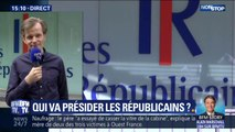 """Guillaume Larrivé, député (LR) de l'Yonne: """"J'ai plus du double des parrainages requis."""""""