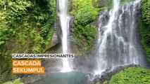 Cascadas impresionantes: La más bonita de Bali